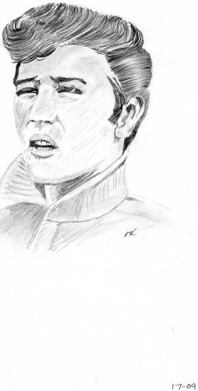 Elvis Presley by 11mk11